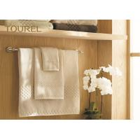 Quality Turkish Hotel Bath Towels Bright Colored Jacquard Printed Soft Durable wholesale