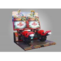 Buy cheap NIRIN Namco Developed Motorcycle Simulator Machine With Stereo Loudspeaker from wholesalers