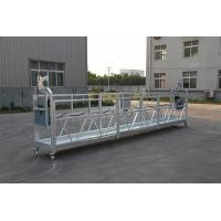 Quality 100m - 300m Suspended Access Platforms 220v For High Rise Building Painting wholesale