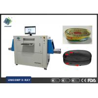 Unicomp Foreign Materials Detection Equipment X-ray System Food Safety Commodity