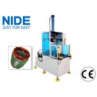 Buy cheap Induction Motor Stator Winding Coil Forming Machine with hydraulic system , Middle size from wholesalers