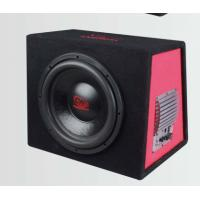 12 Inch Woofer Car Boom Box Passive Speaker Boxes ODM &OEM Avaliable