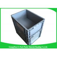 Quality Euro Industrial Plastic Containers , Customized Euro Plastic Storage Boxes wholesale