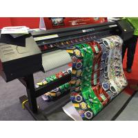 Quality 160cm Eco Solvent Printer Epson DX7 Print Head For Wall Paper Printing wholesale