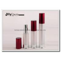 Quality Capacity 20ml Airless Pump Bottles , Plastic Cosmetic Packaging Bottles wholesale