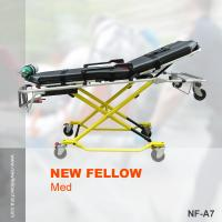 Quality Aluminum Alloy High Strength Roll-in Self Collapsible Ambulance rescue stretcher wholesale
