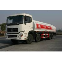 Quality Dongfeng 8x4 310HP Carbon Steel Crude Oil Transportation Trucks 24500L wholesale