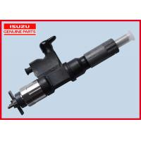 Quality Black ISUZU Genuine Parts Diesel Injector Nozzle For NPR75 8982843930 wholesale