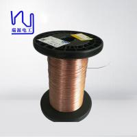 Buy cheap 60*0.05mm 5000V Transparent Mylar Film Covered Litz Wire For Transformer from wholesalers