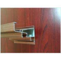 Quality 6000 Series Aluminum Profiles For Doors And Windows Anodized Silver Alloy wholesale