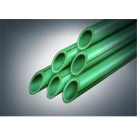 Quality S2.5 Grade PPR Fiberglass Composite Pipe High Pressure Resistant For Building Water Supply wholesale
