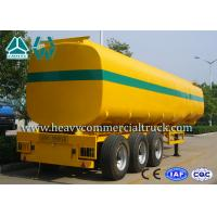 Quality Customized Design Durable Oil Tanker Trailer 385 / 65R22.5 Tubeless Tire wholesale