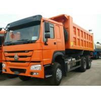 Quality HF9 Front Axle 6x4 Dump Truck 18cbm Tanker Dimension With 12.00r20 Tyres wholesale