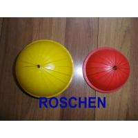 Buy cheap Yellow Color SPT Sampler Accessory Durable Plastic Basket Retainer from wholesalers