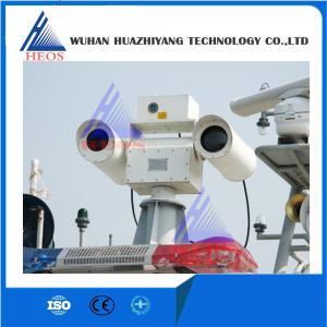 Electro Optical CCD Infrared Surveillance Camera Systems , Air / Sea Surveillance Systems