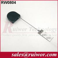Quality Equipment Counterbalancing Display Security Tether With Sticky Metal Plate wholesale