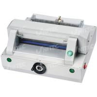 Quality Compact Automatic Table Top Paper Cutting Machine 320mm Table Depth HD-QZ320 wholesale