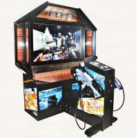 Buy cheap 55' LCD Arcade Multi Operation Ghost Electronic Original Simulator Indoor Shooting Games Machine from wholesalers
