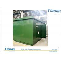 Quality 12KV Compact Combied Transformer Substation Outdoor For Power Transmission/Supply wholesale
