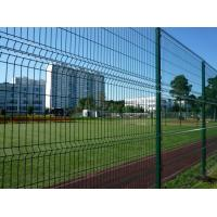 Quality Galvanized Welded Wire Mesh Sheets , Green Welded Wire Fence Multi Purpose wholesale