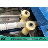 Quality PVC PE PP Plastic Pipe Machine Single Wall Corrugated Pipe Production Line wholesale