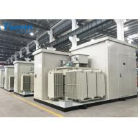 Quality Prefabricated Compact Transformer Substation Photovoltaic Wind Power 11~33kV 5MVA IP54 wholesale