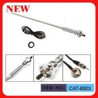 Quality Three Section AM FM Car Antenna , Exterior Roof Mount Car Antenna wholesale