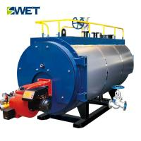 Fully automatic 6t/h oil gas fired steam boiler 1.25 / 1.6Mpa Working Pressure