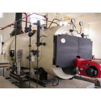 Buy cheap Three Pass Condensing Oil Heating Steam Boilers , Electric Or Natural Gas Boiler from wholesalers