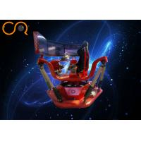 9D Virtual Racing Simulator / Real Life Driving Simulator 0.6 Kw 220V