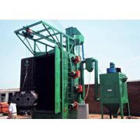 Buy cheap Metal Parts Dustless Hanger Type Shot Blasting Machine With Steel Shot 30t / H Lifting from wholesalers