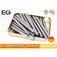 Quality High Purity Carbon Graphite Rods Bulk Density Low Ash Content Various Small Size wholesale