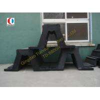 High Pressure Arch Rubber Fender , PIANC Moulded Marine Fender