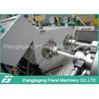 Quality PLC Control Electric Pvc Pipe Making Machine , Pipe Extrusion Equipment wholesale