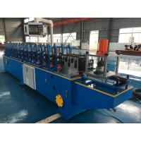 Buy cheap Fully Automatic Metal Rolling Shutters Cold Roll Forming Machine With Working Thickness 0.7~1.2mm from wholesalers