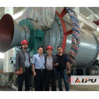 Quality Ball Mill for Beneficiation Plant Grinding Process Slide shoe bearing or Trunion Bearing wholesale