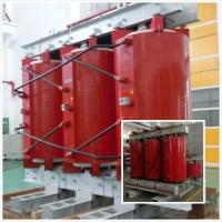 Quality 20kV - 50kVA Cast Resin Dry Type Transformer , Pollution Free 3 Phase Transformer wholesale