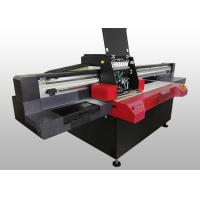 Quality High Speed TPU PVC Leather Printer Wide Format Epson DX5 Print Head wholesale
