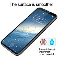 Quality IPhone X Fingerprint Proof Screen ProtectorTempered Glass 99% HD Clarity wholesale