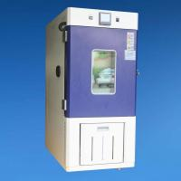Buy cheap Small Environmental Testing Equipment / Temperature And Humidity Chamber from wholesalers