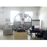 Quality Automatic Cooling And Feeding Charpy Impact Test Machine ASTM E23 Angle 150° wholesale