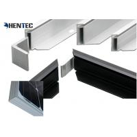 Quality 6063- T5 Anodized Aluminum Frame With Screw Connection / Conner Joint wholesale