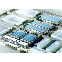 Quality Sustainable Modular Metal Structure Warehouse Quick Install For Industrial wholesale