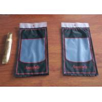 Quality China factory price moisture proof plastic cigar packaging bag wholesale