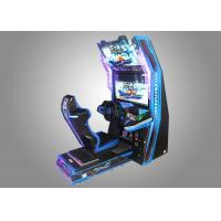 Buy cheap Real Feeling Great Fun Indoor Electric Racing Simulator Arcade Machine Stable Performance from wholesalers