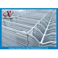 Quality Easily Assembled,Eco Friendly   PVC coated  fence and  garden wire mesh fence wholesale