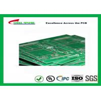 Computer PCBs with Rigid FR-4 1.6mm  OSP surface treatment  with RoHS