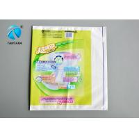 Quality Professional baby diaper printing plastic packaging bags / pouches wholesale
