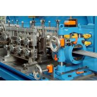 Fully Automatic Steel Frame Light Keel Roll Forming Machine 300mm Coil Width