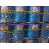 Quality 22500D Blue PP Raw Material Polypropylene Tying Twine Packing Rope SGS Certification wholesale